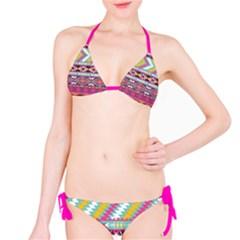 Aztec In Color Bikini