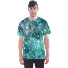 Water Men s Full All Over Print Sport T-shirt