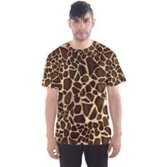 Little Giraffe Men s Full All Over Print Sport T Shirt