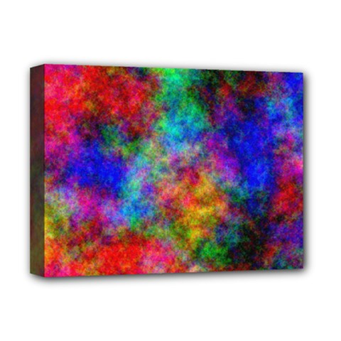 Plasma 27 Deluxe Canvas 16  X 12  (framed)  by BestCustomGiftsForYou