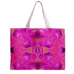 Beautiful Pink Coral  All Over Print Tiny Tote Bag by OCDesignss