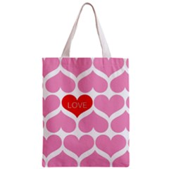 One Love Classic Tote Bag by Kathrinlegg