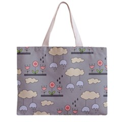 Garden in the Sky Tiny Tote Bag by Kathrinlegg