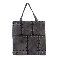 Fi Full B Grocery Tote Bag