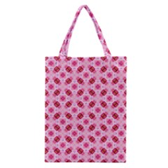 Cute Pretty Elegant Pattern Classic Tote Bags