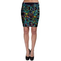 Soul Colour Bodycon Skirts by InsanityExpressed