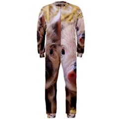 Sweet Piglet Onepiece Jumpsuit (men)