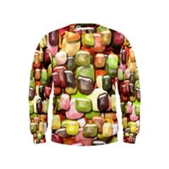 Stones 001 Boys  Sweatshirts