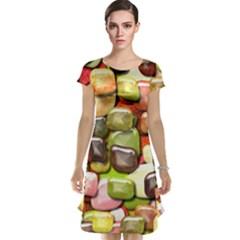 Stones 001 Cap Sleeve Nightdresses