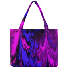 Fractal Marbled 13 Tiny Tote Bags
