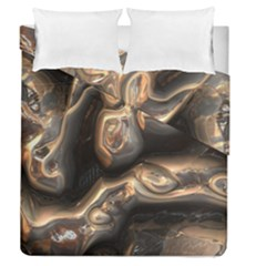 Brilliant Metal 4 Duvet Cover (full/queen Size) by MoreColorsinLife