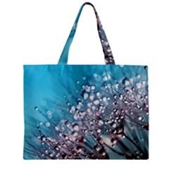Dandelion 2015 0702 Zipper Tiny Tote Bags