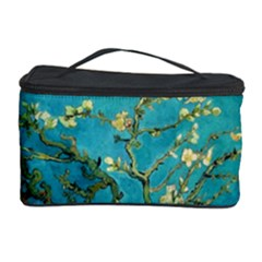 Blossoming Almond Tree Cosmetic Storage Cases by MasterpiecesOfArt