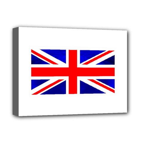 Brit1 Deluxe Canvas 16  X 12   by ItsBritish