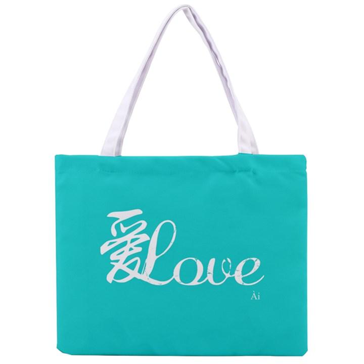 Love(ài) Mini Tote Bag