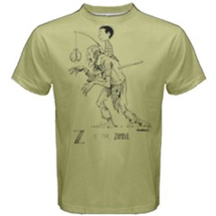 Zombie Men s Cotton Tee by TheDean