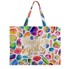 Wondergirls5 Mini Tote Bag by walala