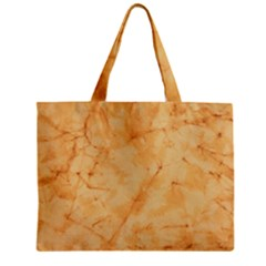 Marble Light Tan Zipper Tiny Tote Bags by trendistuff