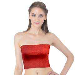 Crushed Red Velvet Women s Tube Tops by trendistuff