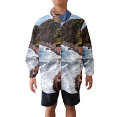 Scotland Crovie Wind Breaker (kids) by trendistuff