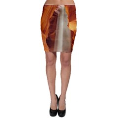 Antelope Canyon 1 Bodycon Skirts by trendistuff