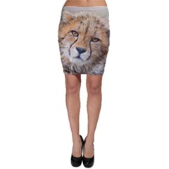 Leopard Laying Down Bodycon Skirts by trendistuff