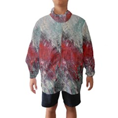 Metallic Abstract 2 Wind Breaker (kids) by timelessartoncanvas