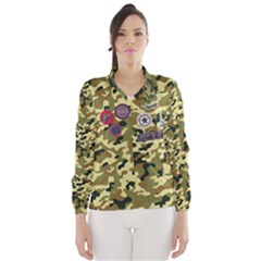 Team1_0007_b Wind Breaker (Women) by walala