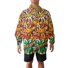 Comic Book Multiple Wind Breaker (kids) by ComicBookPOP