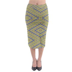 Say No Midi Pencil Skirt by MRTACPANS