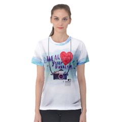 Cowcow T Shirt Design Demo Women s Sport Mesh Tee by Contest580383