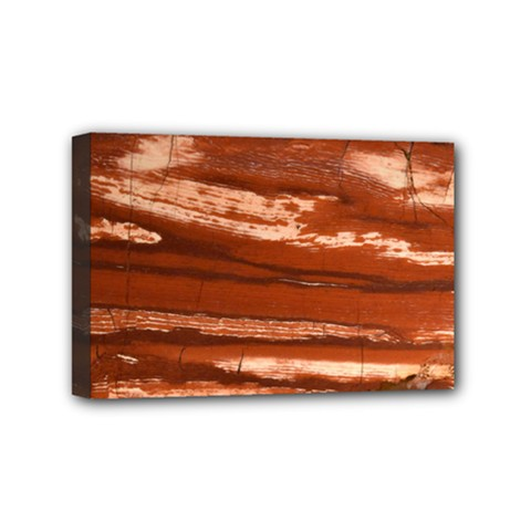 Red Earth Natural Mini Canvas 6  X 4  by UniqueCre8ion