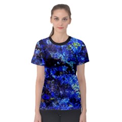 Galaxy Women s Sport Mesh Tee by Contest2278436