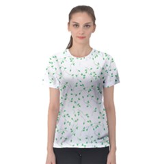 Nature Pattern Women s Sport Mesh Tee by gumacreative
