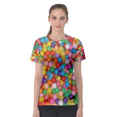 Ball Pit Women s Sport Mesh Tee by Contest2161689