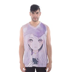 Ricehime Men s Basketball Tank Top by kaoruhasegawa