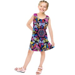 Perceive   Kids  Tunic Dress by tealswan
