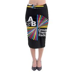 Above & Beyond  Group Therapy Radio Midi Pencil Skirt