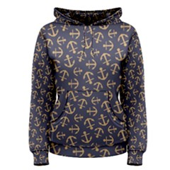 Anchor Ship Women s Pullover Hoodie by Jojostore