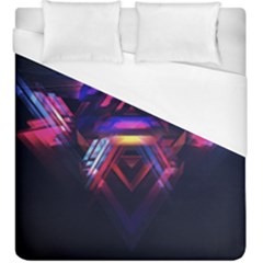 Abstract Desktop Backgrounds Duvet Cover (king Size) by Amaryn4rt