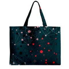 Pattern Seekers The Good The Bad And The Ugly Zipper Mini Tote Bag
