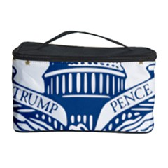 President Trump Inaugural Logo Inauguration Pence Seal Usa 2017 Cosmetic Storage Case by yoursparklingshop