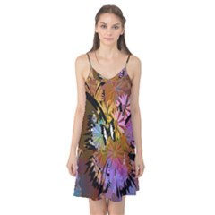 Abstract Digital Art Camis Nightgown by Nexatart
