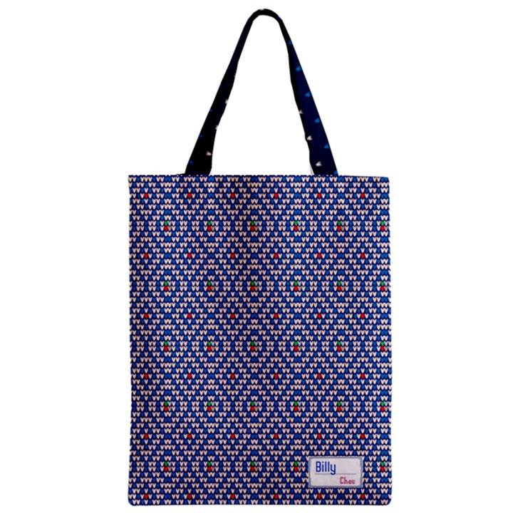 Type Your Name Classic Tote Bag