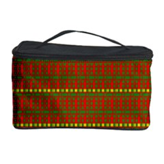 Fugly Christmas Xmas Pattern Cosmetic Storage Case by Nexatart