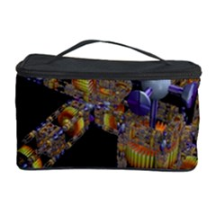 Machine Gear Mechanical Technology Cosmetic Storage Case by Nexatart