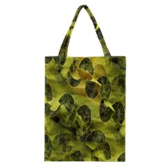 Olive Seamless Camouflage Pattern Classic Tote Bag by Nexatart