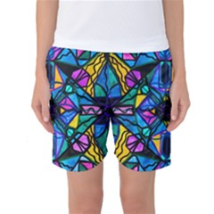 Dopamine   Women s Basketball Shorts by tealswan