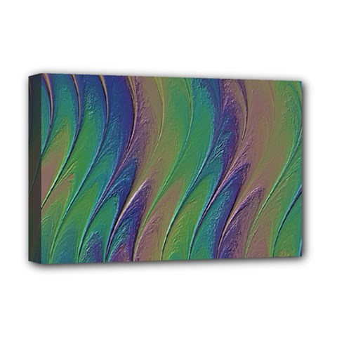 Texture Abstract Background Deluxe Canvas 18  X 12   by Nexatart