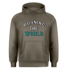 Running The World   Men s Pullover Hoodie